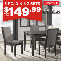 Save on Dining Sets!