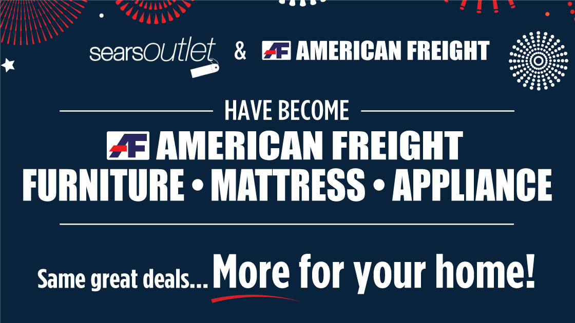 Happy Fourth of July from American Freight!