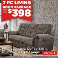 Living Room Package Savings!