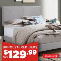 Save on Beds & Bedroom Sets!