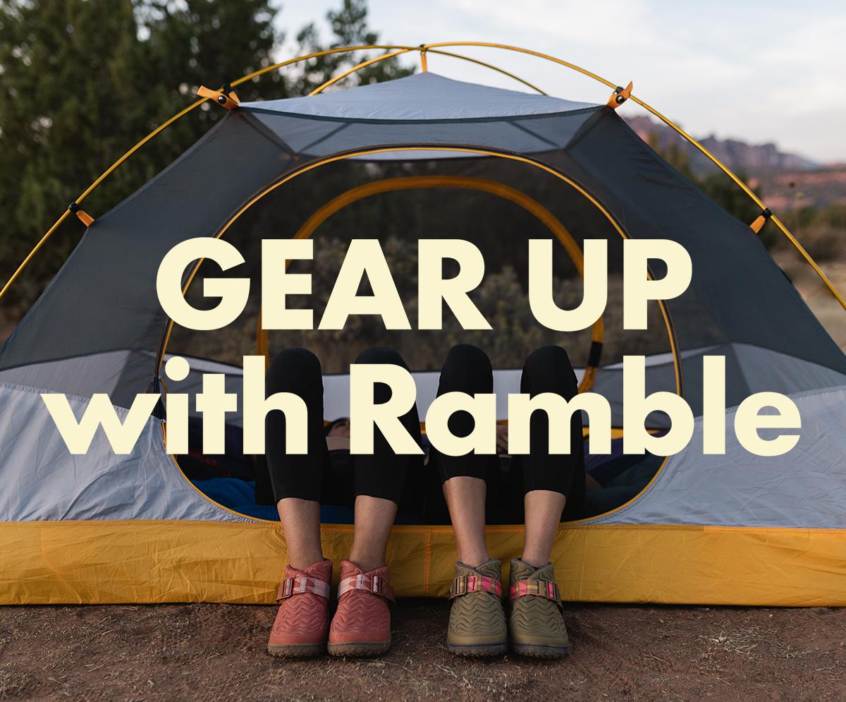 RAMBLE AND RAMBLE PLAID - IMG