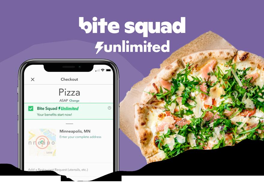 Bite Squad. Restaurants, delivered.