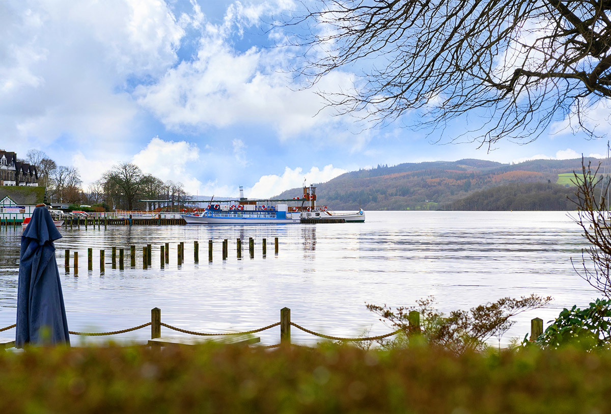 Enjoy a break in Ambleside, in the Lake District