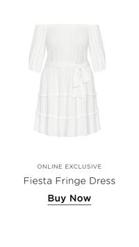 Fiesta Fringe Dress