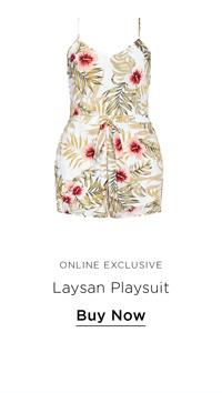 Laysan Playsuit