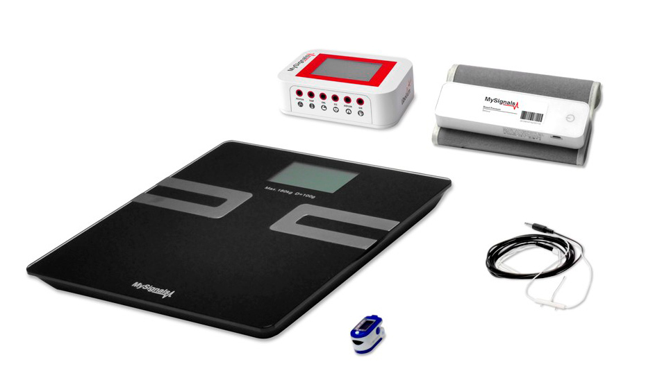 MySignals Sport Performance Monitoring Development Kit