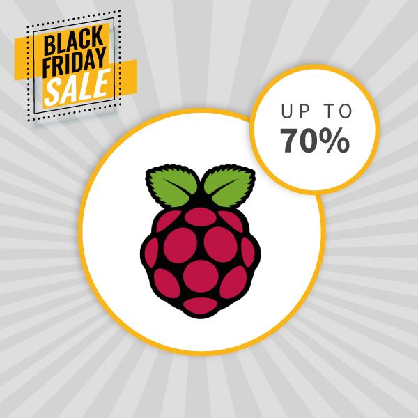 Raspberry Pi '70% OFF