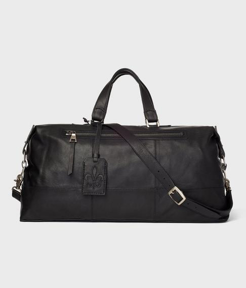 MORRISON LEATHER DUFFLE