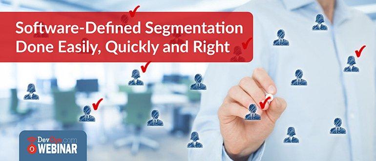 Software-Defined-Segmentation