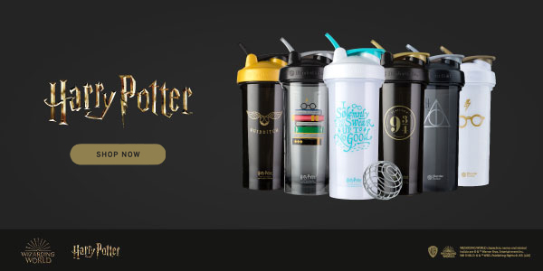 New Harry Potter Shaker Designs Available Now