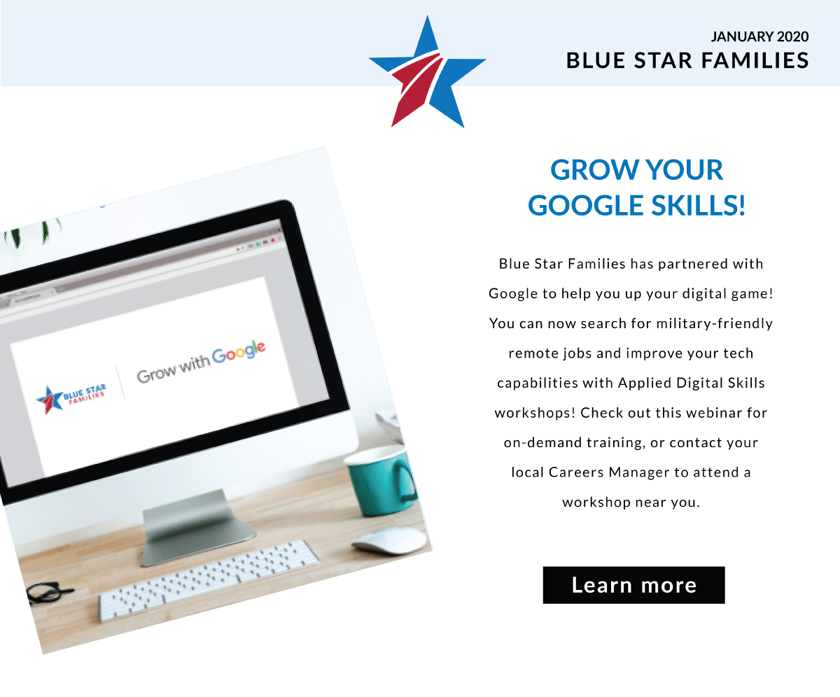 Grow Your Google Skills!