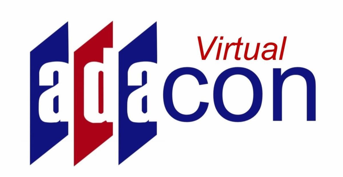 ADAcon Virtual logo