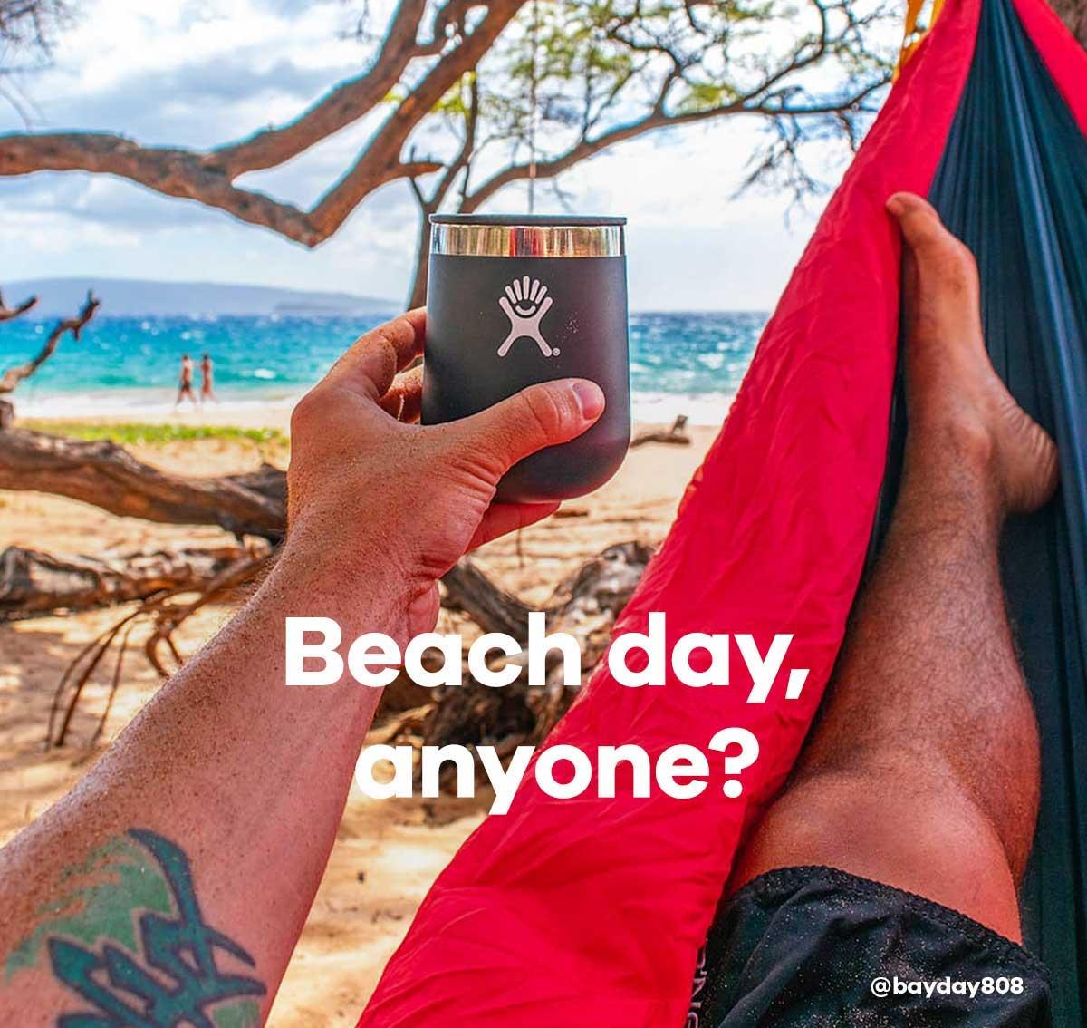 Beach day, anyone? - @bayday808