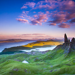 Photo of the Isle of Skye