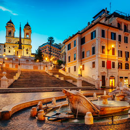 Photo of Spanish Steps in Rome