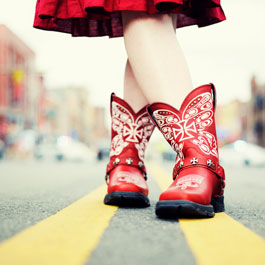 Photo of Cowgirl boots, Nashville