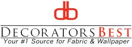 DECORATORS BEST - Your #1 Source for Fabric & Wallpaper