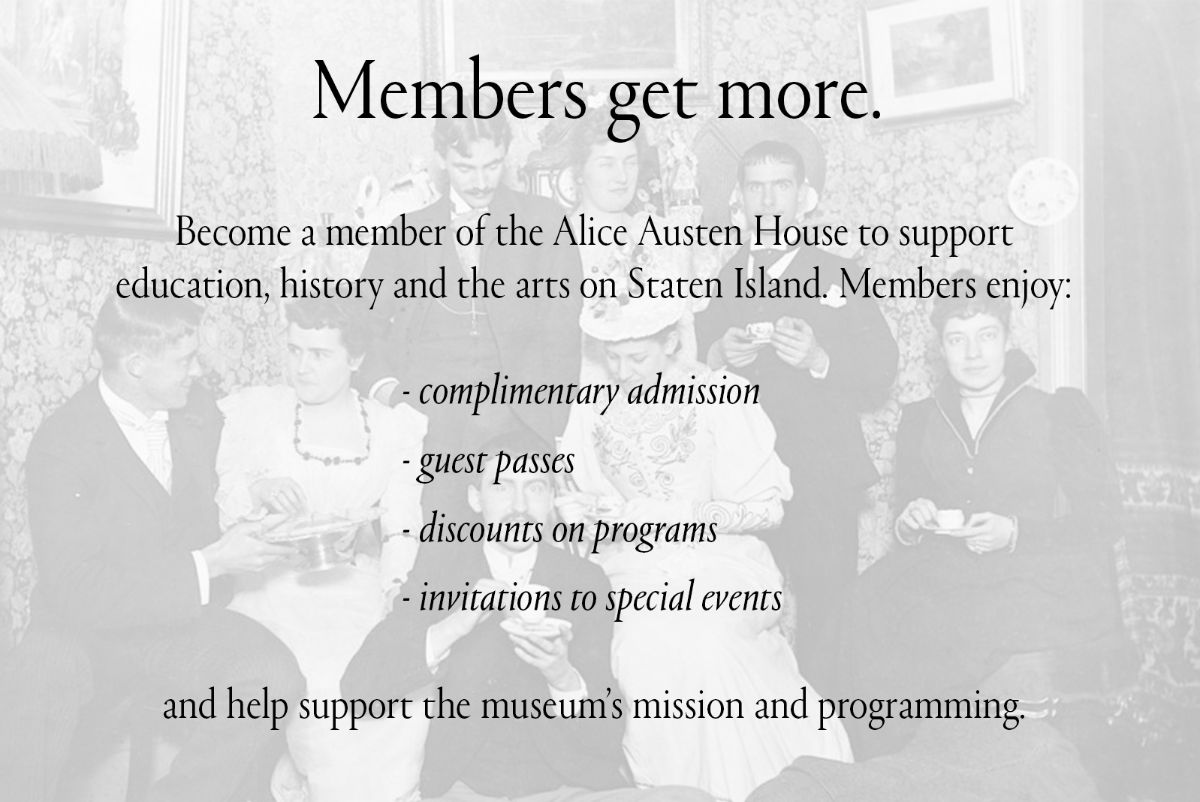 Members get more. Become a member!