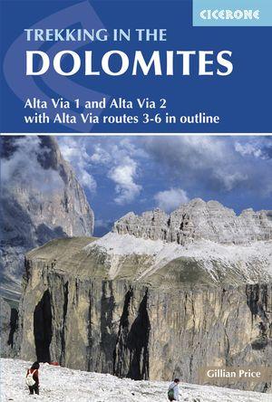 Trekking in the Dolomites