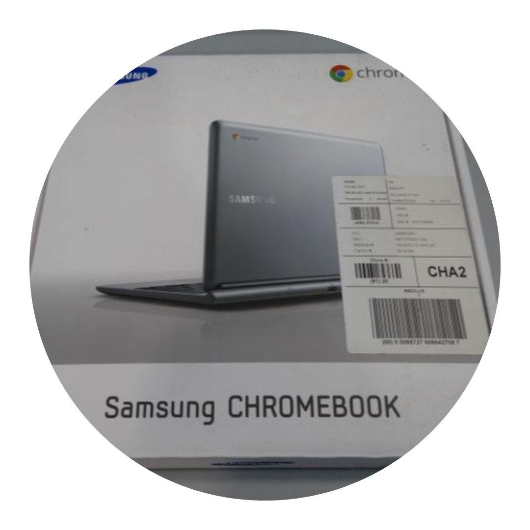 Samsung Chromebook Laptop Model Xe303c12 With Box
