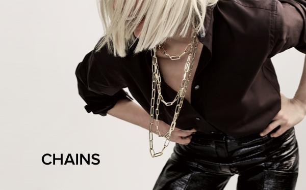 Jennifer Fisher Chains Collection