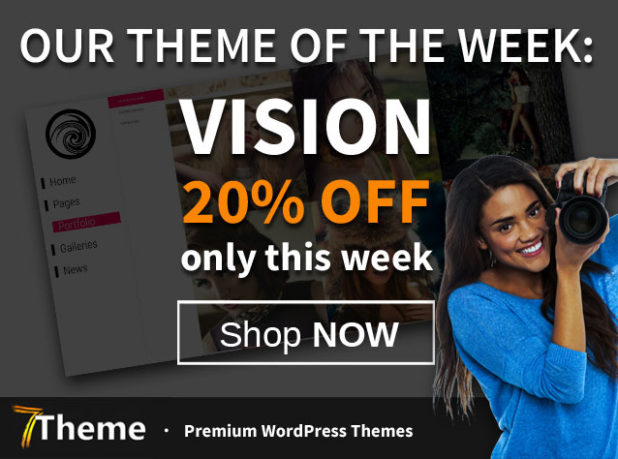 Theme of the Week: Vision