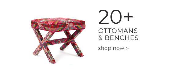 Shop Ottomans