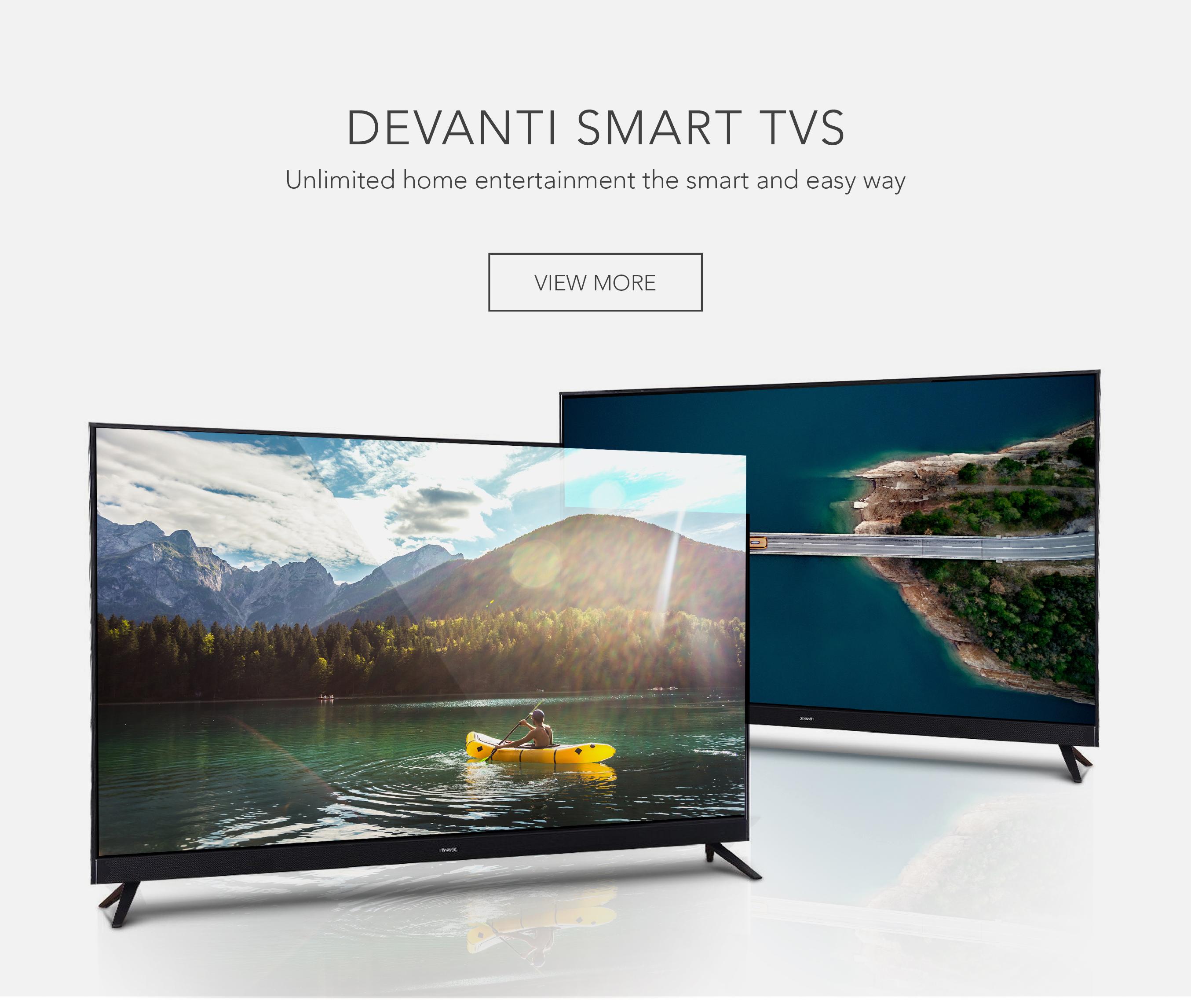 Devanti Smart TVs