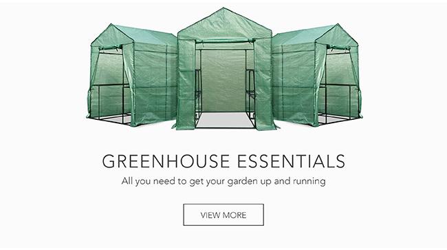 Greenhouse Essentials
