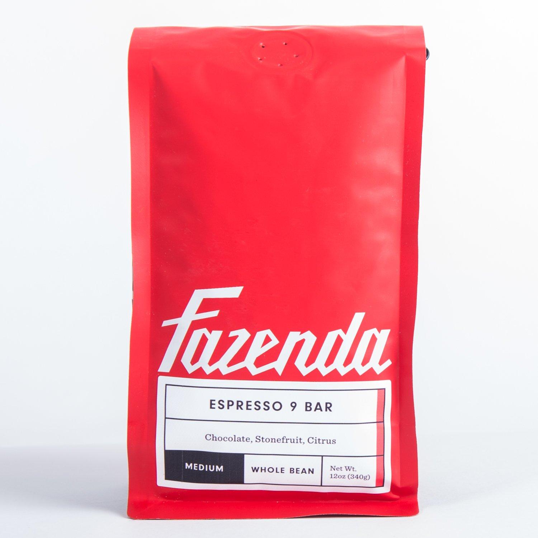 Espresso 9 Bar (Medium Roast)