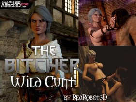 0-A3D-Main-The Bitcher - Wild Cunt
