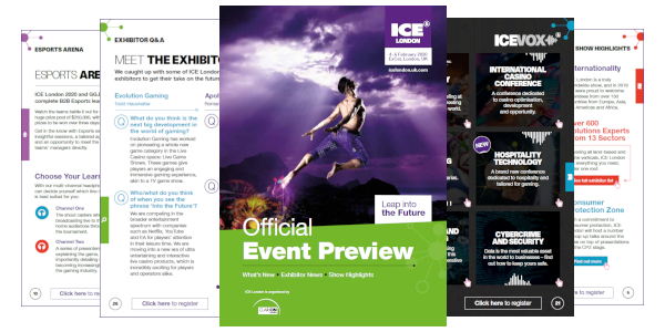 Get the ICE London 2020 Preview Now