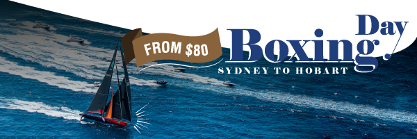 Boxing Day from $80pp