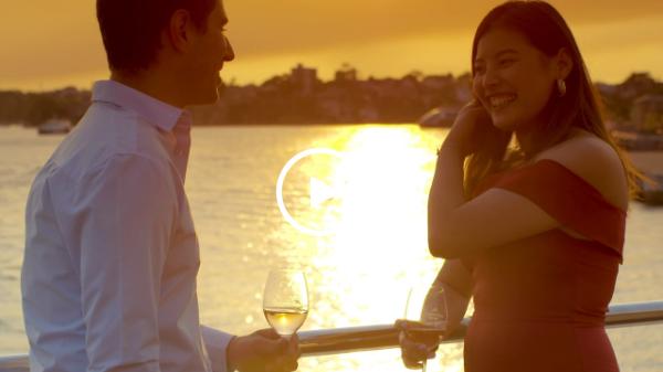 Sunset Dinner - Captain Cook Cruises