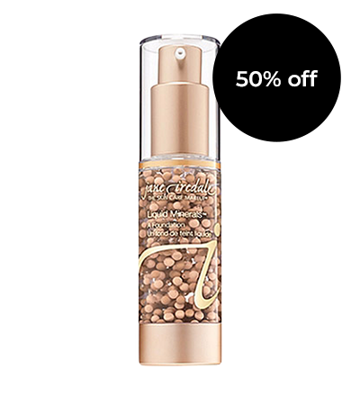 Liquid Minerals A Foundation | Jane Iredale
