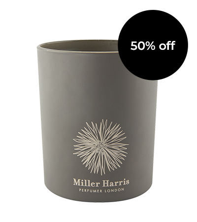Rendezvous Tabac Candle | Miller Harris
