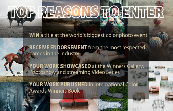 Top Reasons To Enter Color Awards