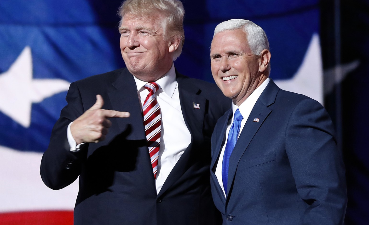 How Mike Pence''s