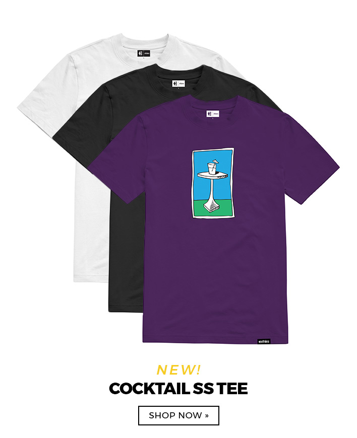 Cocktail SS Tee