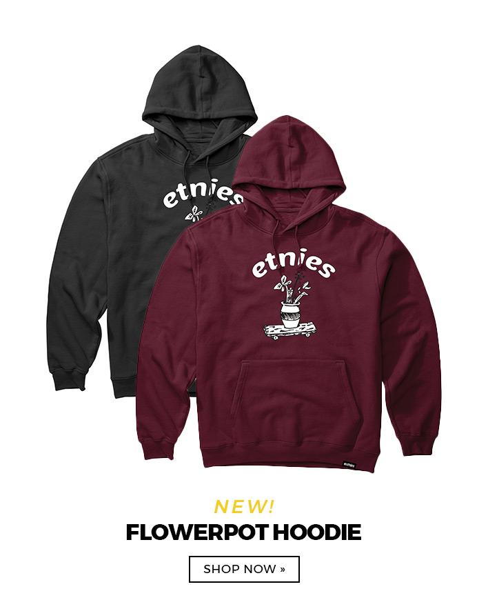 Flowerpot Hoodie