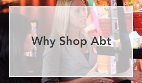 Why shop Abt