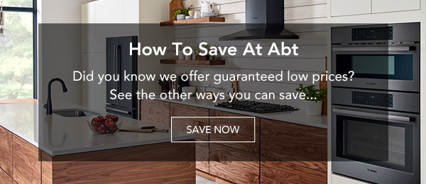 How to save at Abt