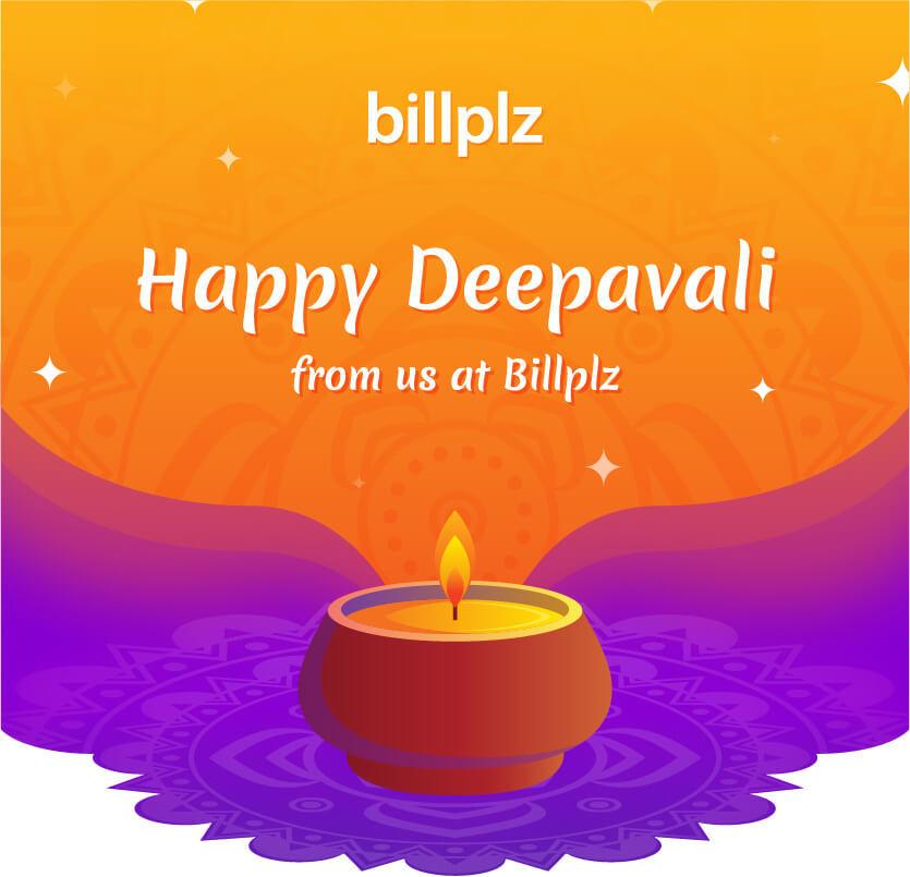 Happy Deepavali from Billplz