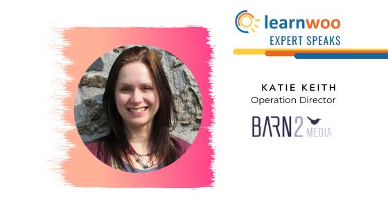 Katie Keith Operation Director at Barn2 Media