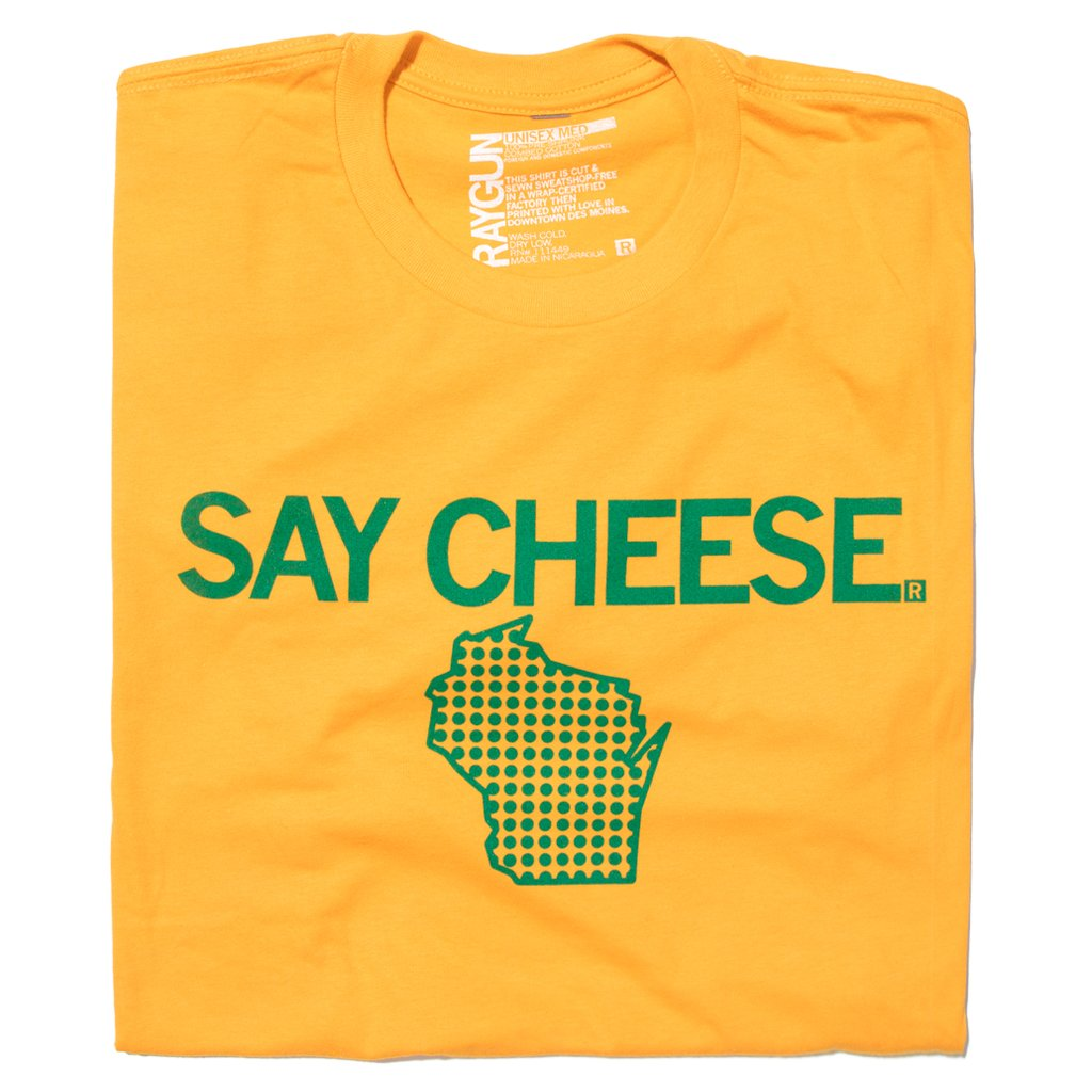 Say Cheese Wisconsin (R)