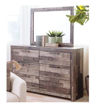 Dresser & Mirror for $396