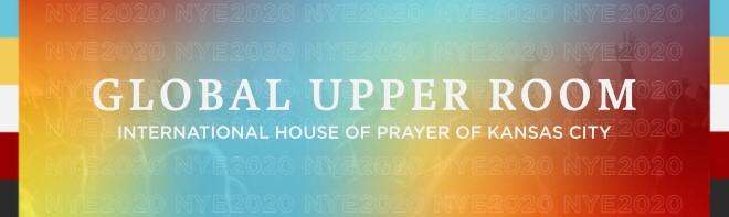 NYE Global Upper Room Event