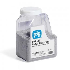 PIG Dri Loose Absorbent 5lb Container