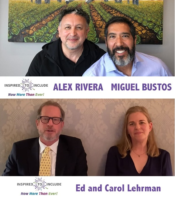 Miguel, Alex, Ed, & Carol