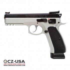 CZ 75 SP-01 Shadow Custom 18 RD 9mm Dual Tone Pistol 91708